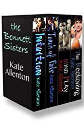 Bennett Sisters Series Boxed Set (Books 1-4)