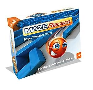 Foxmind 31113-Maze Racers, Juegos y Puzzles