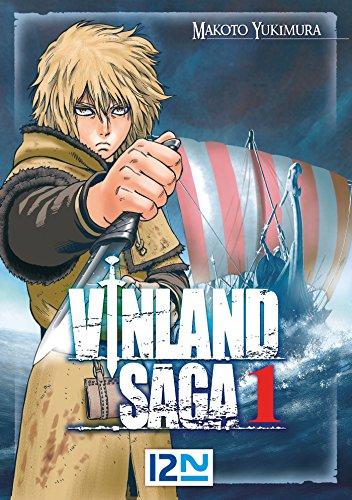 Couverture du livre Vinland Saga - tome 01