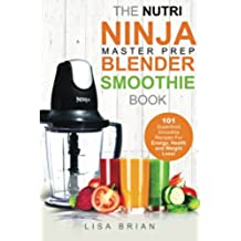 The Nutri Ninja Master Prep Blender Smoothie