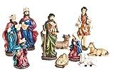 VBS 10 XXL-Krippenfiguren Weihnachten Krippe Figur