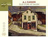 A.j. Casson Old Store at Salem 1,000-piece Jigsaw Puzzle
