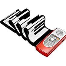 61teclas flexibles Roll-up Piano Función grabación USB Keyboard S de piano Kids Roll Piano