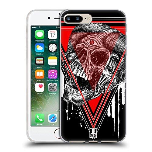 Head Case Designs Sammael Teschi Diabolici Cover Morbida In Gel Per Apple iPhone 6 Plus / 6s Plus Judas