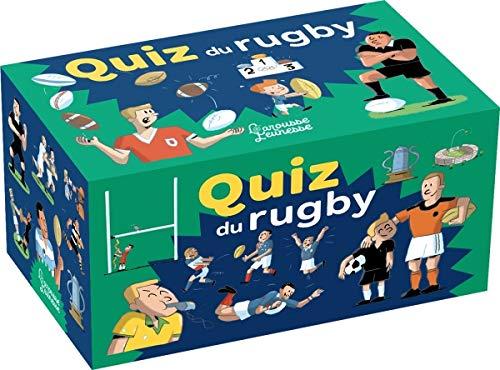 Quiz du Rugby par Valentin Verthé,Patrick Chenot
