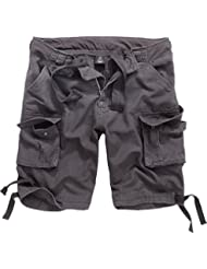 Brandit Urban Legend Pantalones Cortos Anthracite tamaño L