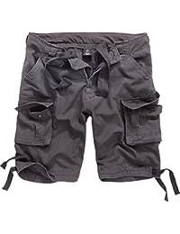 Brandit Urban Legend Pantalones Cortos Anthracite tamaño M