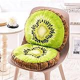 ZY Cuscino di frutta 3D Cuscino per sedia da ufficio One floor Cuscino per seggiolone per studenti,E