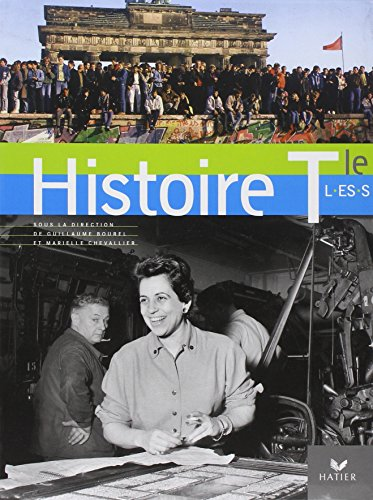 Histoire TLE. E-ES-S. Per le Scuole superiori