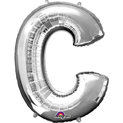 Anagram 32950 Globo de helio gigante, forma de la letra C