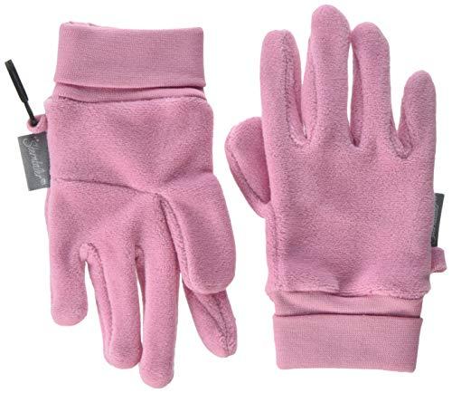 Sterntaler Mädchen Fingerhandschuh Handschuhe, Rosa (Hellrosa 728), 3