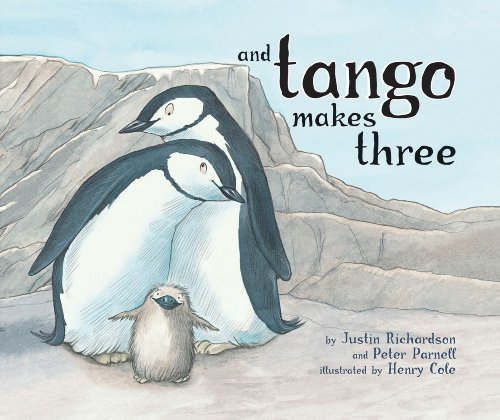 and tango makes three conflicts in this story