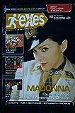 EXCES 11 2003 MAI COVER MADONNA LAUTRE VISAGE DE LAMERICAN DREAM