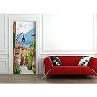 Poster Autoadesivo porta e pareti - VEDI ROMANCE - murale foglio di porta Meer