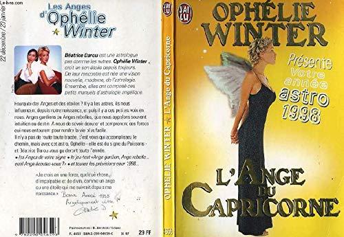 L'ANGE DU CAPRICORNE par Béatrice Darou, Ophélie Winter, Victor Holley
