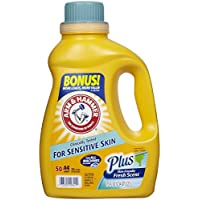 Arm & Hammer Sensitive Skin Fresh Scent Liquid Laundry Detergent - 50 Loads