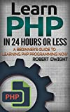 Learn PHP In 24 Hours Or Less!In this book you will find detailed instructions on how to learn the basics of the PHP language.This eBook will explain what PHP is and how it can help you in building web applications. Aside from giving theoretical expl...