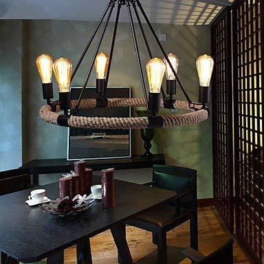 Moderne Kronleuchter Deckenleuchten Anhänger Kronleuchter Pendelleuchten Mini Style Rustic Lodge Tiffany Wohnzimmer Arbeitszimmer Büro Spielzimmer Metall 3C Ce Fcc Rohs für Wohnzimmer Schlafzimmer , - Tiffany Mini Anhänger Lampe