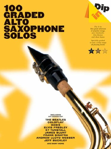 Dip in: 100 Graded Alto Sax Solos