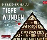 Tiefe Wunden (Ein Bodenstein-Kirchhoff-Krimi 3): 5 CDs
