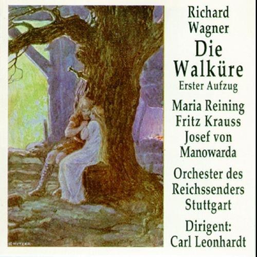 Wagner : Walküre 1. Aufzug 1938. Leonhardt, Reining, Krauss, Manowarda.