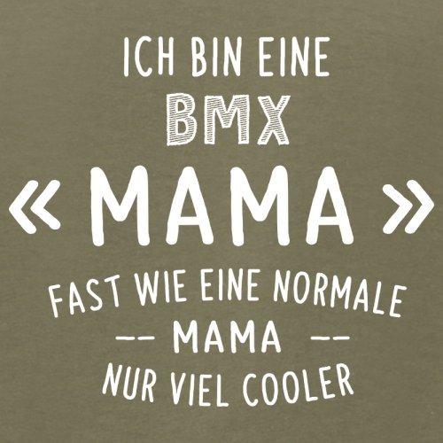 Ich bin eine BMX Mama - Herren T-Shirt - 13 Farben Khaki