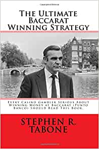 baccarat gambling strategy books