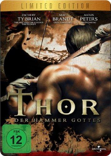 Thor - Der Hammer Gottes - Metal-Pack [Limited Edition]