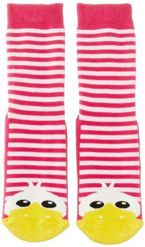 Country Kids Baby (Unisex Socken Slipper Sock Dee Dee, Gr. 92 (Herstellergröße:1-3 Years), Rosa (Pink)