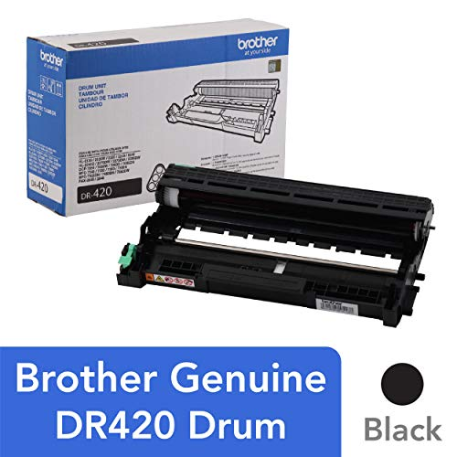 DR420 Drum Unit, 12,000 Page-Yield, Black, Sold as 1 Each - Toner Imaging Drum