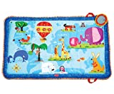 Tiny Love 33312037 Discover the World Mat Tappeto Gioco, Blu