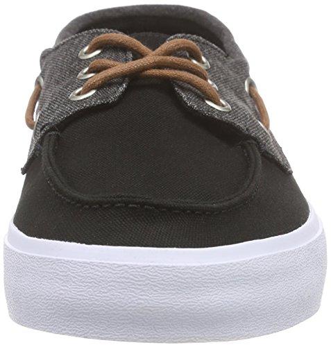 Vans Chauffeur Sf, Baskets Basses Homme Noir (Washed/Black/True White)