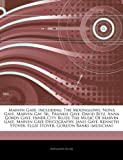 Articles on Marvin Gaye, Including: The Moonglows, Nona Gaye, Marvin Gay, Sr., Frankie Gaye, David Ritz, Anna Gordy Gaye, Inner City Blues: The Music