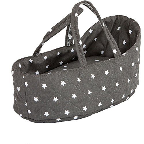 Preisvergleich Produktbild Barrutoys 0155034 - Puppentragetasche Stern Babypuppe