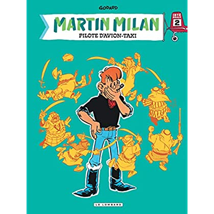 Intégrale Martin Milan - tome 2 - Intégrale Martin Milan 2