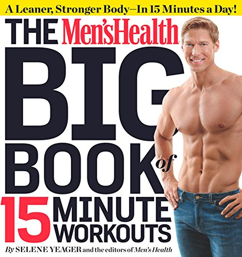 Men's Health Big Book of 15-Minu...