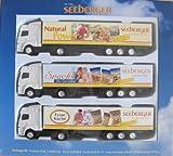 Seeberger Nr.04 - 3er Set in Showbox - 3x MB Axor - 3 Sattelzüge - Neu