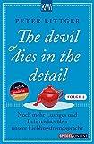 Produkt-Bild: The devil lies in the detail - Folge 2: Noch mehr Lustiges und Lehrreiches über unsere Lieblingsfremdsprache