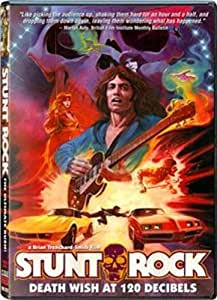 Stunt Rock [DVD] [1978] [Region 1] [US Import] [NTSC]