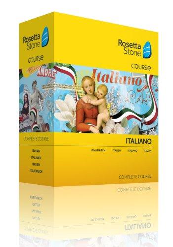 Rosetta Stone Italian Complete Course Test