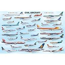Amazon.fr : poster avion