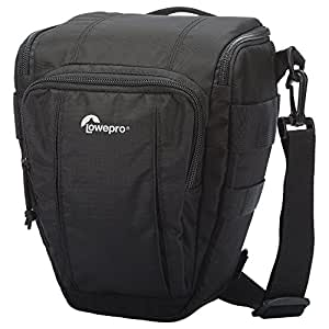 Lowepro Toploader Zoom 50 AW II sac photo - Noir