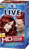 Schwarzkopf LIVE Color XXL 37 Hypnotic Red