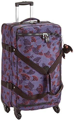 Kipling - CYRAH M - 71 Litri - Trolley - Floral Night - (Multi color)