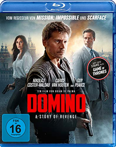 Domino - A Story of Revenge [Blu-ray]