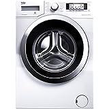 Beko WYA 81643 LE Waschmaschine / A+++ / sparsame 190 kWh/Jahr / 1600 UpM / 8 kg / weiß / Watersafe+ / extra leise / Mengenautomatik / Aquawave-Schontrommel / Aquafusion / 16 Waschprogramme / Allergikerfreundlich / Automatische Unwuchtkontrolle / 24 h Startzeitvorwahl / ProSmart Inverter Motor