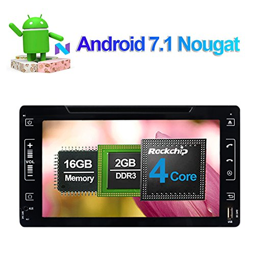 Reproductor DVD CD estéreo coche 8 pulgadas, Android
