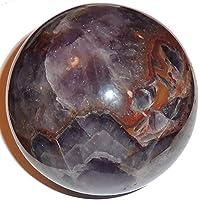 Healing Crystals India® Amethyst-Kugel, Mosaik, Dunkelviolett, 1 Stück, 40-50 mm Aura-Balancing, Metaphysische... preisvergleich bei billige-tabletten.eu