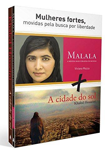 Malala + Cidade do Sol - Caixa (Em Portuguese do Brasil)