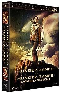 Hunger Games + Hunger Games 2 : L'embrasement [Édition Collector]